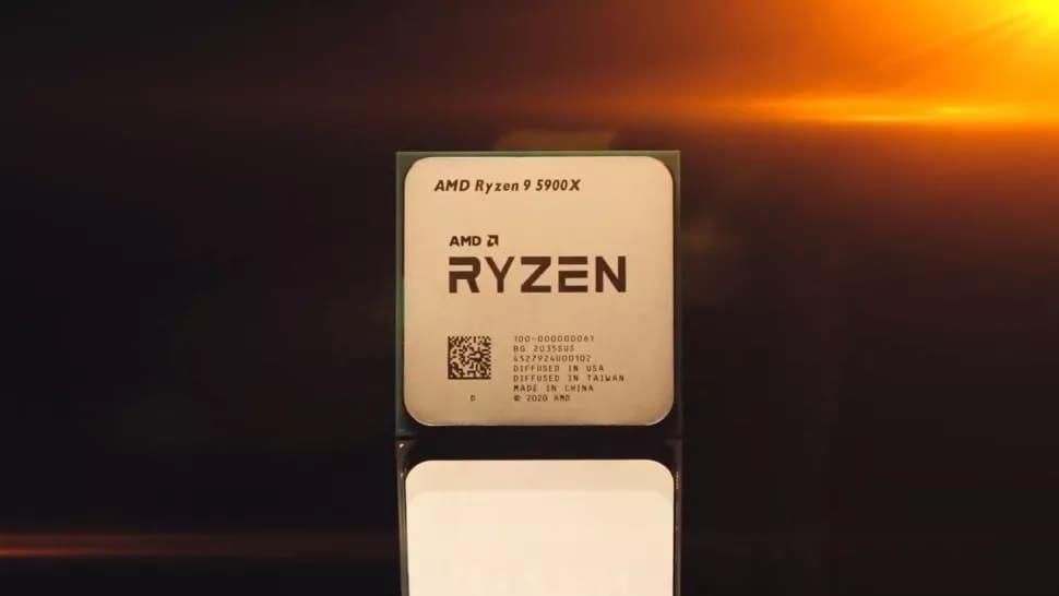 Процессор Ryzen 9 5900X
