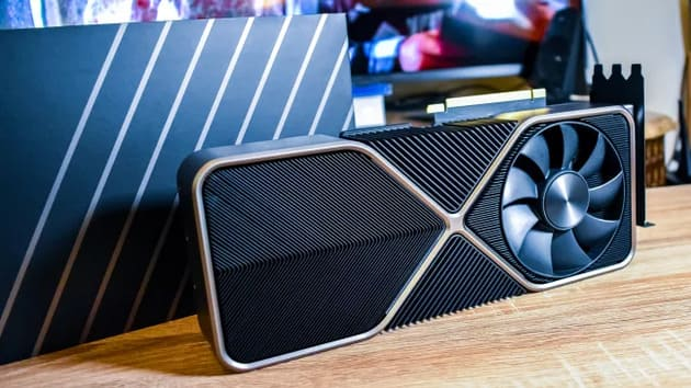 Видеокарта Nvidia GeForce RTX 3090