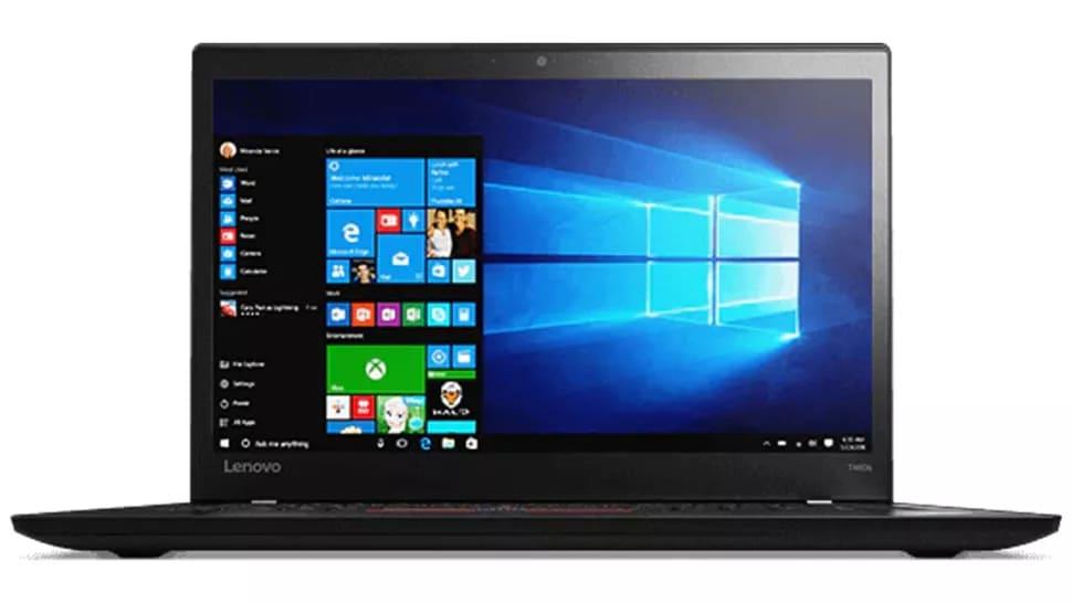 Мобильная рабочая станция - Lenovo ThinkPad T460s