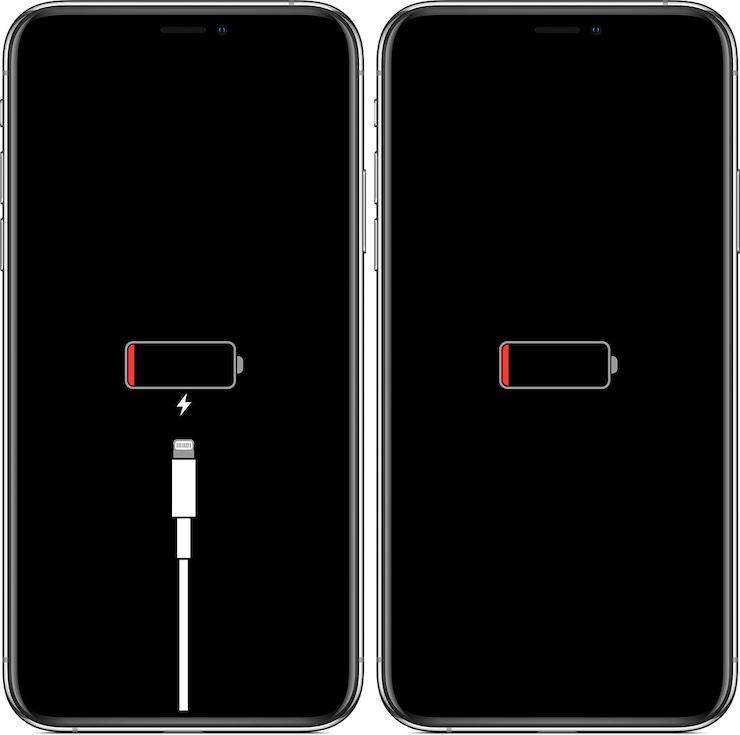 iPhone не включается и не реагирует на кнопки. Что делать?