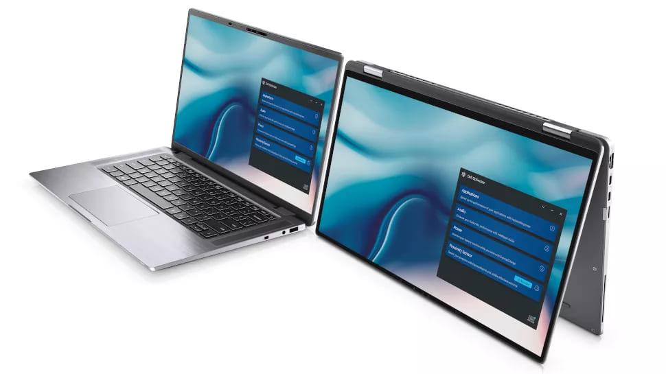 Ноутбук с 5G - Dell Latitude 9510