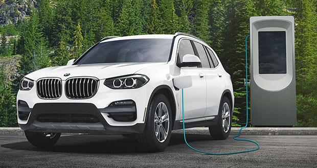 Подключаемый гибрид BMW X3 2021