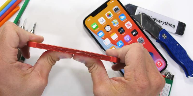 iPhone 12 mini и 12 Pro Max