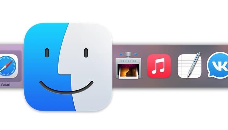 Как открыть свернутое окно из Dock в macOS с помощью сочетания клавиш