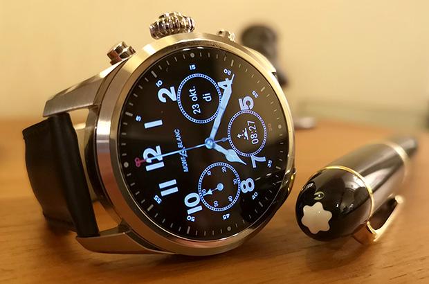 Умные часы Montblanc Summit 2+ 4G