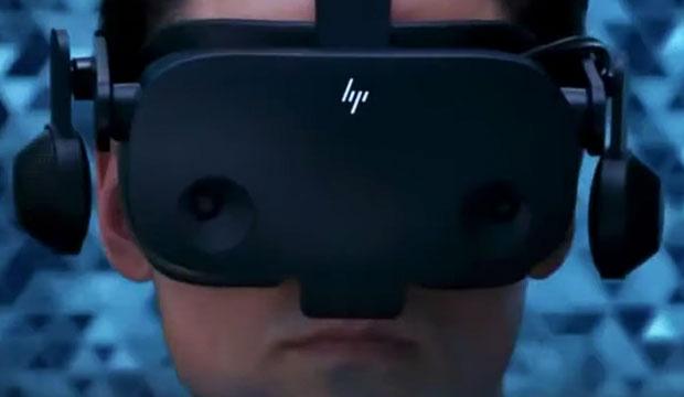 Гарнитура HP Omnicept VR