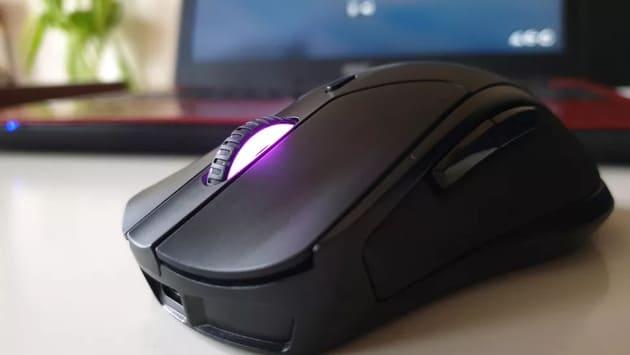 Беспроводная игровая мышь HyperX Pulsefire Dart