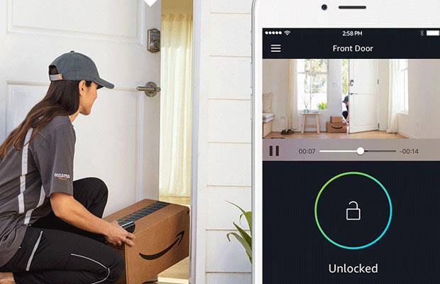 Доставка ключей Amazon на дом водителем
