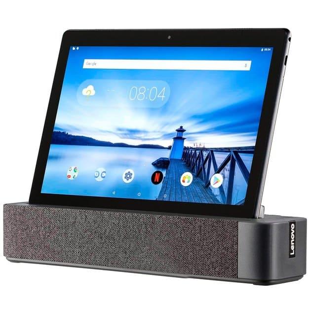 Лучший игровой планшет - Lenovo Smart Tab M10