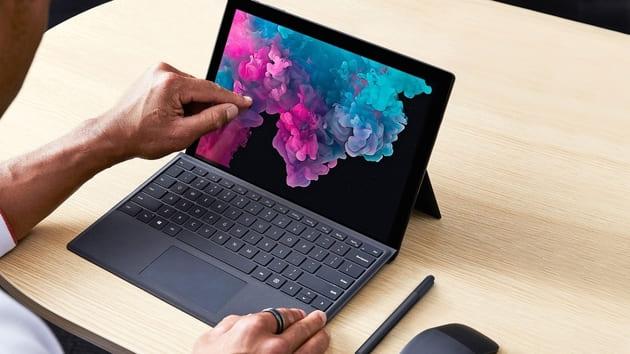 Планшет для игр - Surface Pro 6