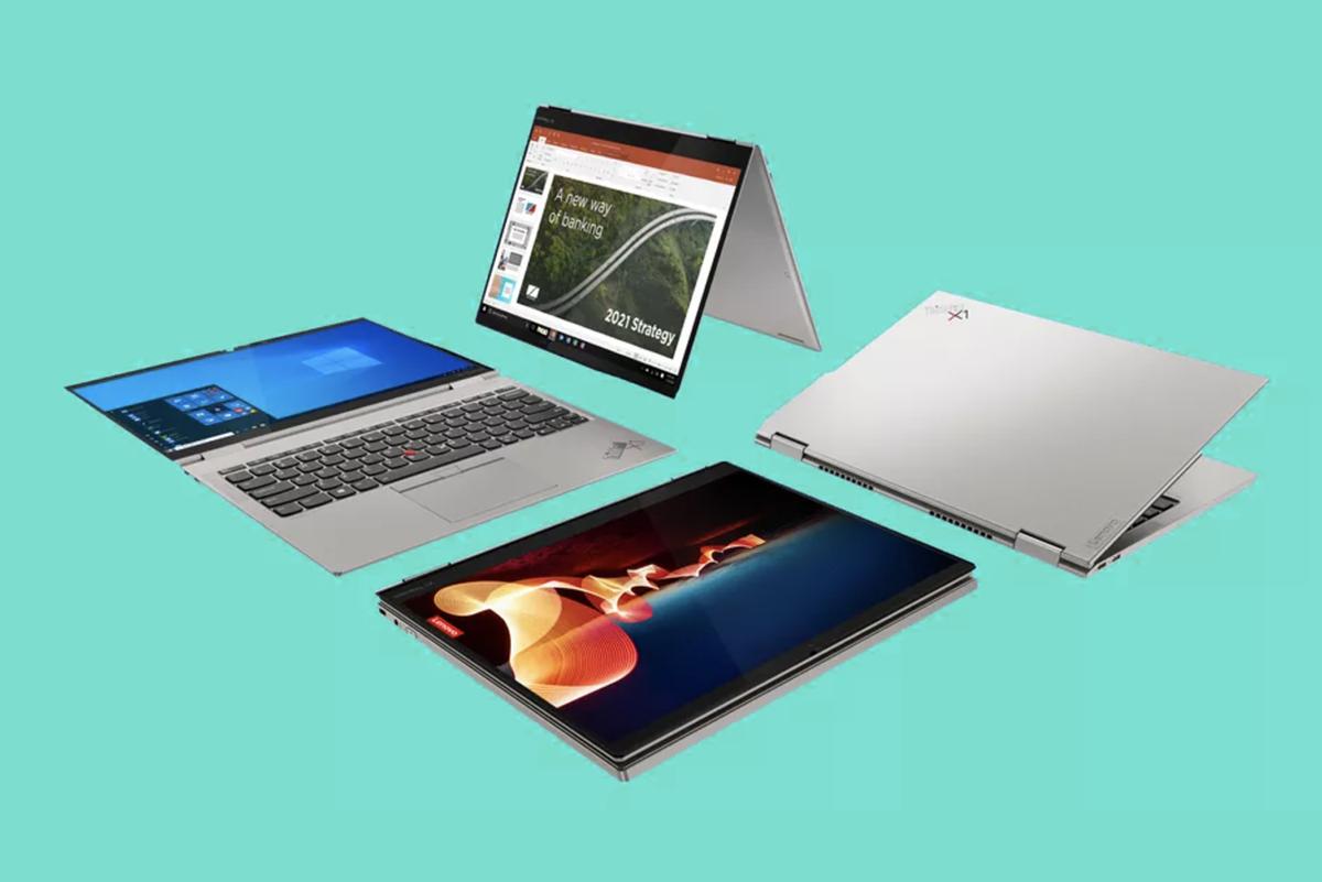 """Lenovo-ThinkPad-X1-Titanium-Yoga.png """"height ="""" auto """"width ="""" 1200 """"/> </span></p> <p>                </a></p> <p> Бизнес-ноутбуки были большой темой на выставке CES, и ThinkPad X1 Titanium Yoga не стал исключением. </p> <p> Последний монитор 2-в-1 от Lenovo имеет 13,5-дюймовый экран и имеет толщину менее полдюйма при 0,45 дюйма. Он имеет солидную титановую отделку, работает на процессорах Intel 11-го поколения и оснащен четырьмя микрофонами в дальней зоне для видеозвонков. Он также имеет функцию обнаружения присутствия человека, которая автоматически блокирует ваше устройство, когда вы уходите. </p> <p> <strong> Также: </strong> <strong> Lenovo X1 Titanium Yoga — самый тонкий ThinkPad в истории </strong> </p> <p> Также доступны варианты подключения 4G LTE и 5G. </p> <p><a class="""
