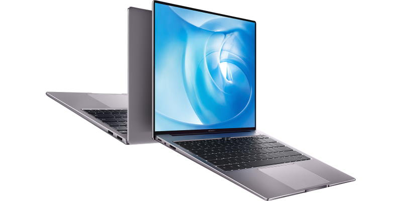 Huawei представила версию MateBook 14 с процессором AMD