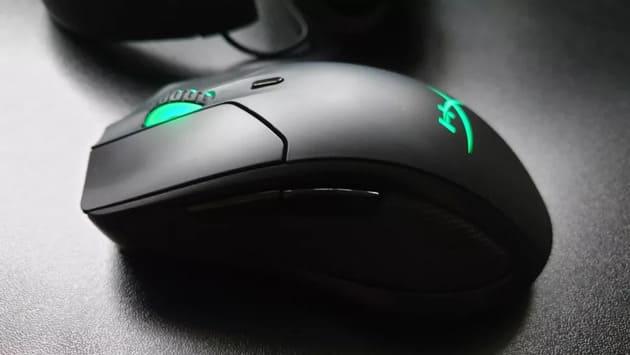 Беспроводная мышь HyperX Pulsefire Dart