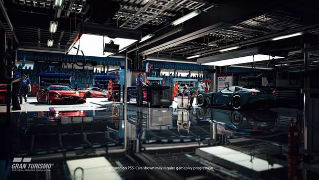 Gran Turismo 7 для PS5