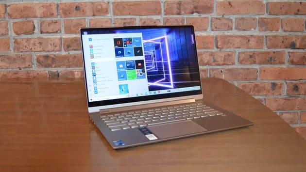 Ноутбук 2 в 1 - Lenovo Yoga 9i