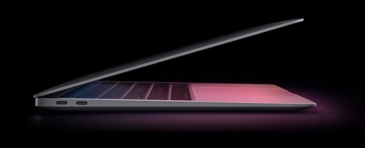 Macbook Air 2020 с процессором M1
