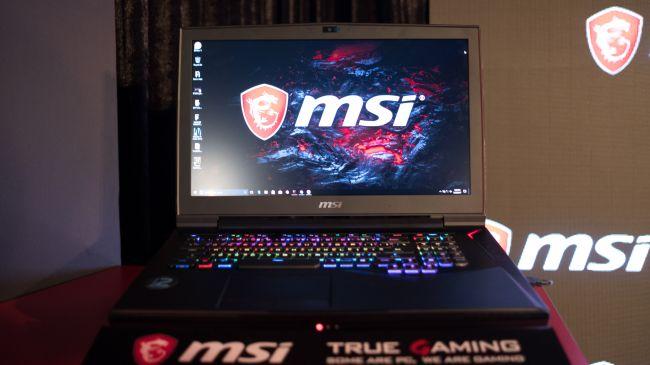 Ноутбук MSI GT75VR Titan
