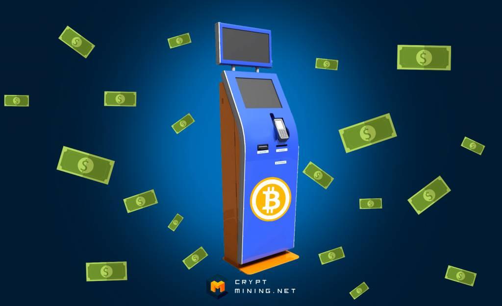 криптомат для bitcoin