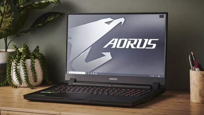 Gigabyte Aorus 17G (2021)
