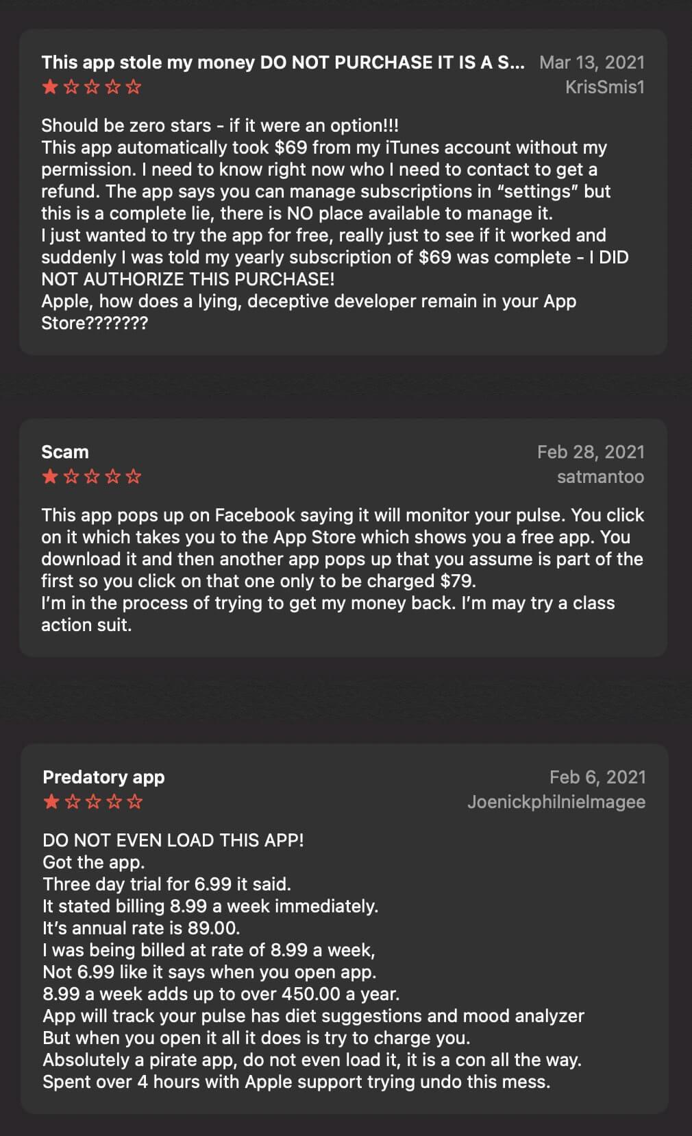 Реальные отзывы