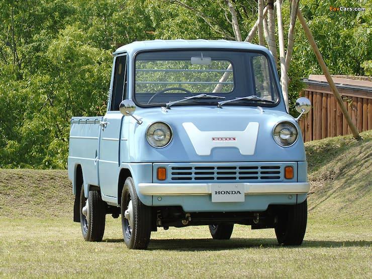Honda T360 (1963)