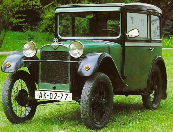 BMW Dixi 3/15s (1927)