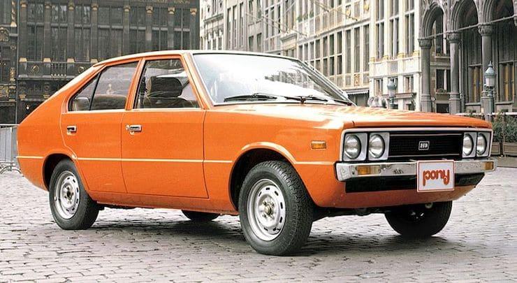 Hyundai Pony (1975)