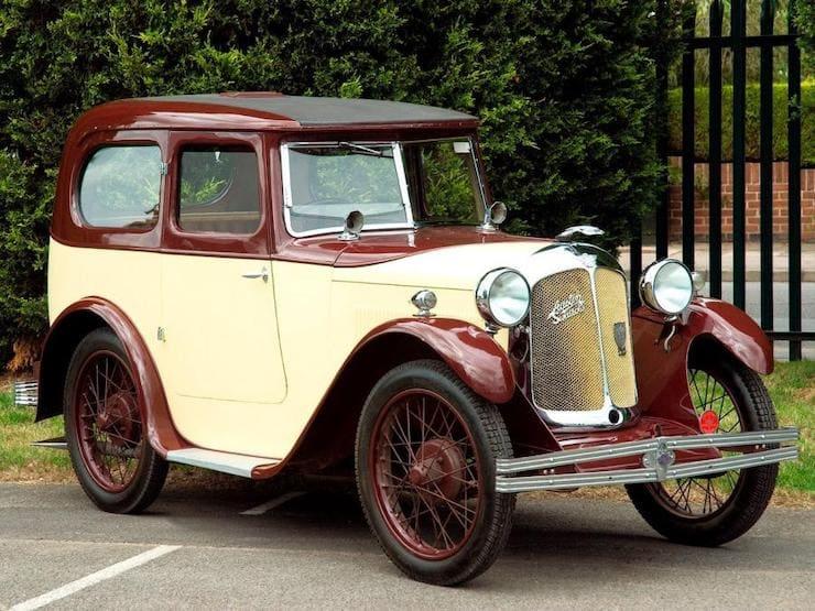 Austin Seven Swallow 2-Seater (1927)