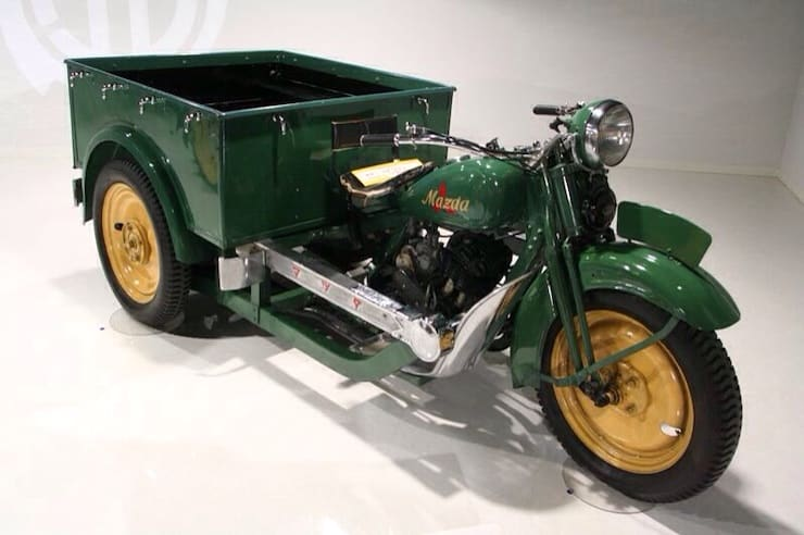 Mazda Mazdago (1931)