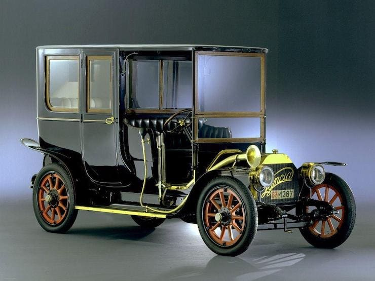 Lancia Alfa 12 HP (1907)