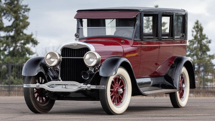 Lincoln L-Series (1917)