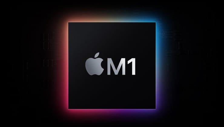 Процессор M1 от Apple