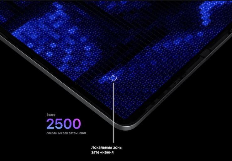 Экран iPad Pro 2021 года