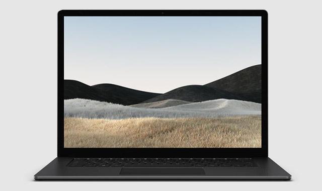 15-дюймовый ноутбук Surface 4 с процессором AMD Ryzen | Matte Black