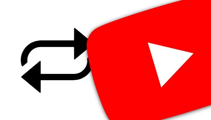 Как поставить на повтор видео с YouTube