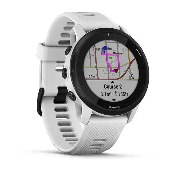 Смарт часы Garmin Forerunner 945 LTE со встроенным 4G модулем (4 фото + видео)