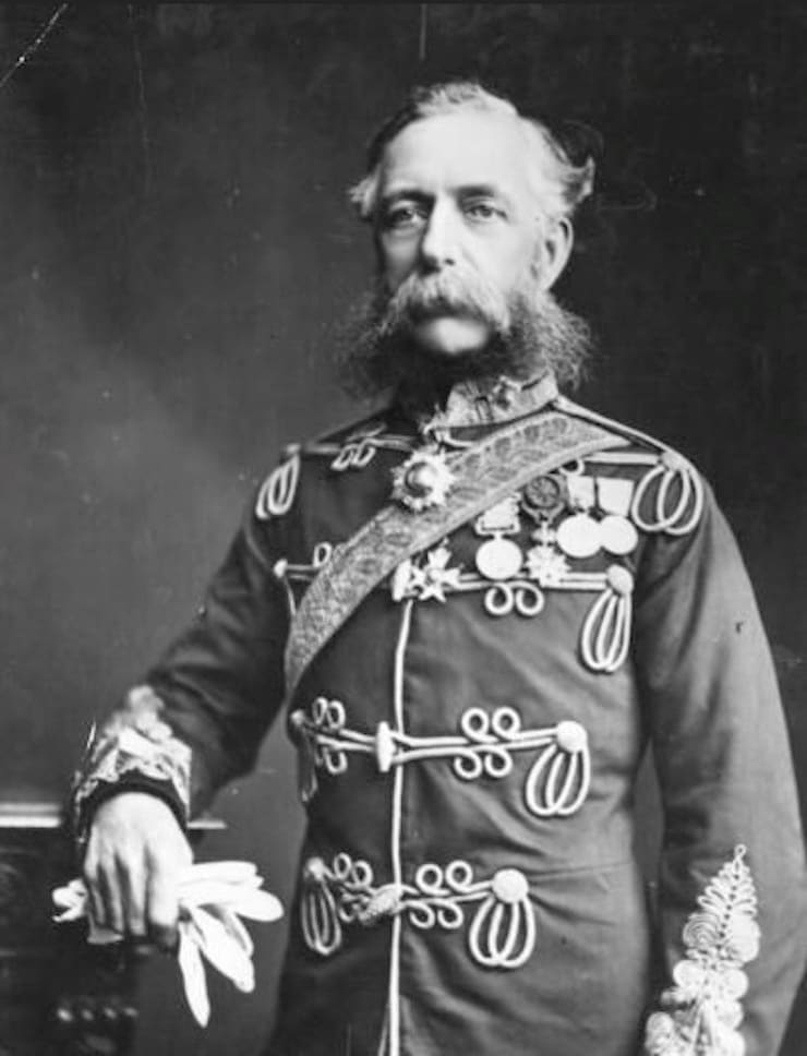 Джеймс Томас Браднелл (он же граф Кардиган)