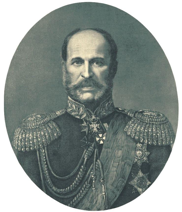 Граф Александр Строганов