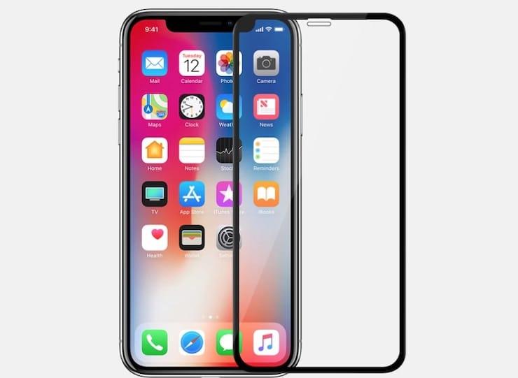 Защитное стекло для iPhone Nillkin