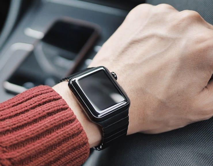 Гидрогелевая пленка для Apple Watch