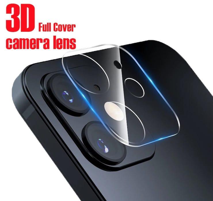 Защитная гидрогелевая пленка для iPhone