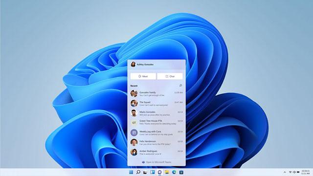 Интеграция Windows 11 с Microsoft Teams