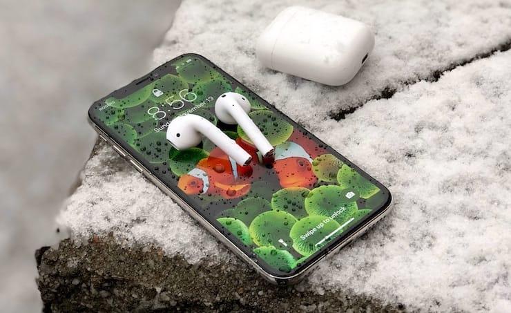 Как подключить наушники AirPods к iPhone, iPad, Apple Watch, Mac или Android