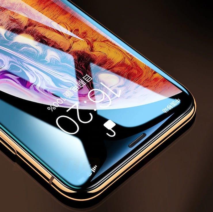 Защитное стекло для iPhone Flanagan