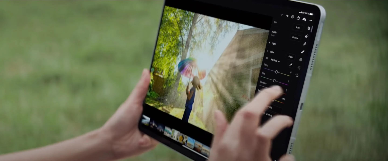 Фото на iPad