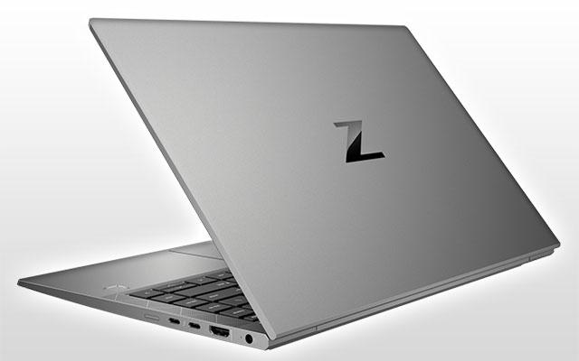 Мобильная рабочая станция HP ZBook Firefly 14 G7, вид сзади