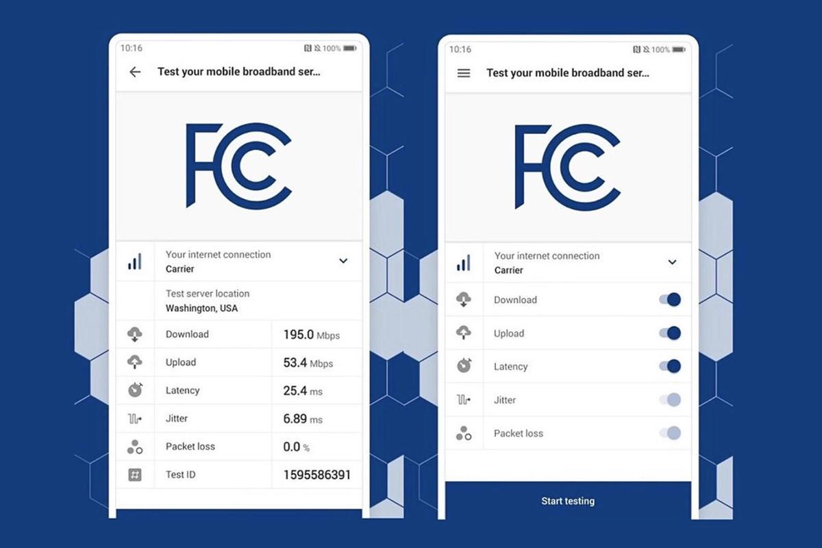 """fcc.jpg"""" height = """"auto"""" width = """" </span> </noscript></p> <p> В апреле FCC запустила приложение FCC Speed Test. Он доступен как приложение для Android в магазине Google Play и приложение для iOS в магазине приложений Apple. </p> <p> Это означает, что вы не можете запустить тест со своего компьютера, но вы принимаете участие в важном для комиссии проекте по получению более четкой картины качества широкополосного доступа в Америке. </p> <p> Результаты теста появляются после нажатия кнопки запуска теста в мобильном приложении. Собранные данные используются, чтобы помочь FCC улучшить свои карты широкополосного доступа. При администрации Трампа Microsoft утверждала, что FCC сильно переоценивает количество жителей, имеющих доступ к высокоскоростной широкополосной связи. По данным Microsoft, почти половина населения Америки имела доступ к скорости не менее 25 Мбит / с, а не 24 миллиона, по оценкам FCC. </p> <p> Данные передаются в рамках исследовательской программы FCC «Измерение широкополосной связи в Америке», важного национального проекта, который поможет определить, куда распределяется финансирование в ближайшие годы. Это тот случай, когда тесты скорости широкополосного доступа касаются не только вашей собственной скорости соединения, но и состояния широкополосного доступа в стране. </p> <p> «Чтобы сократить разрыв между цифровыми имущими и неимущими, мы работаем над созданием всеобъемлющего, удобного набора данных о доступности широкополосной связи», — сказала исполняющая обязанности председателя Джессика Розенворсель. </p> <p> «Расширение базы потребителей, использующих приложение FCC Speed Test, позволит нам предоставлять общественности улучшенную информацию о покрытии и добавить к инструментам измерения, которые мы разрабатываем, чтобы показать, где широкополосный доступ действительно доступен на всей территории США. Штаты """"</p> <p>        <a href="""