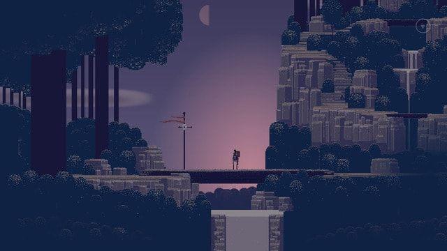 Superbrothers: Sword & Sworcery EP - оригинальная приключенческая игра для iOS