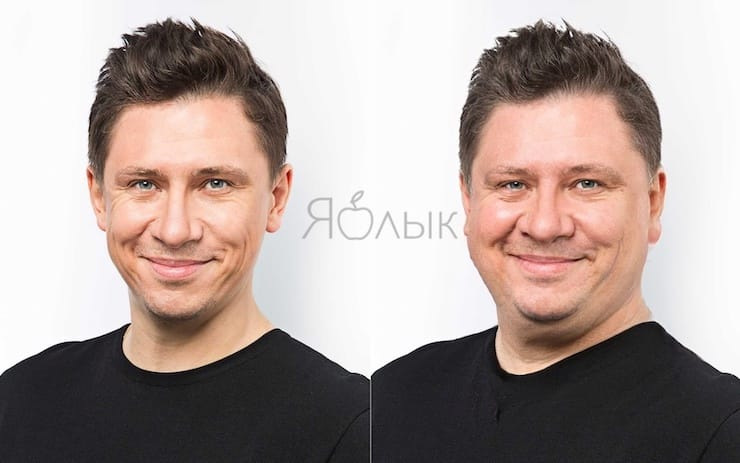 Как сделать лицо худее или полнее на фото с помощью фильтров
