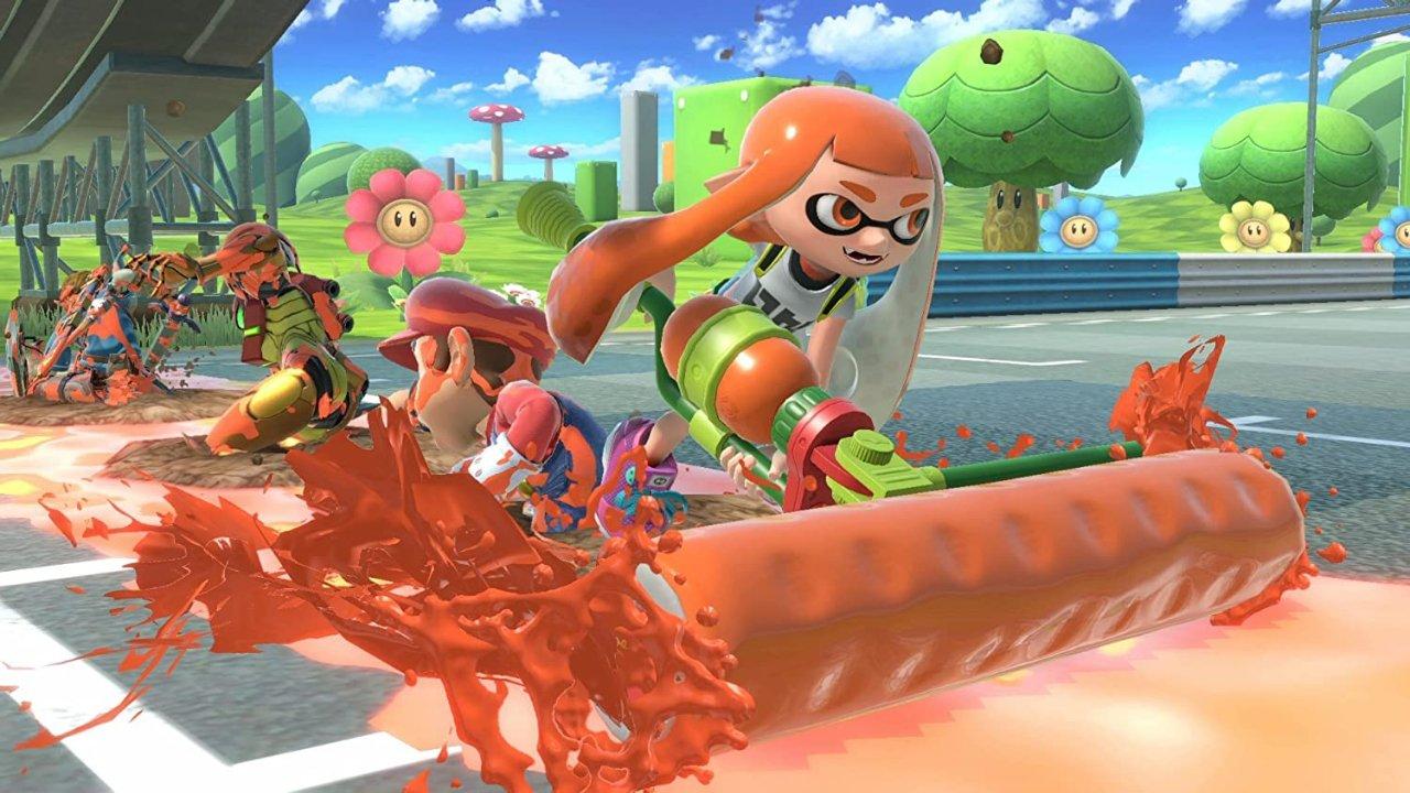 "Сэкономьте почти 15 долларов на Super Smash Bros. Ultimate для Nintendo Switch ""height ="" 720 ""loading ="" lazy ""class ="" img-responsive article-image ""/> </div> <p> <span class="